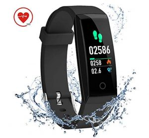 DoSmarter Fitness Tracker Smart Watch
