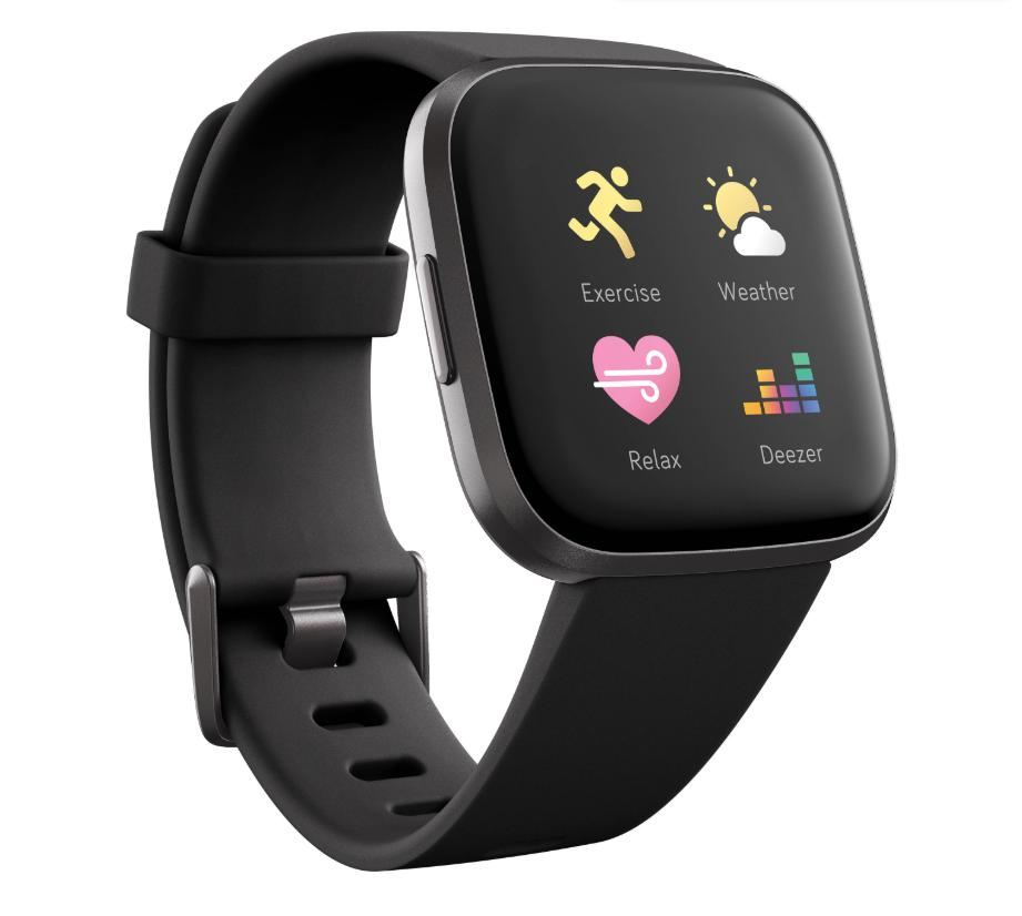 Fitbit Versa Fitness Tracking Smartwatch