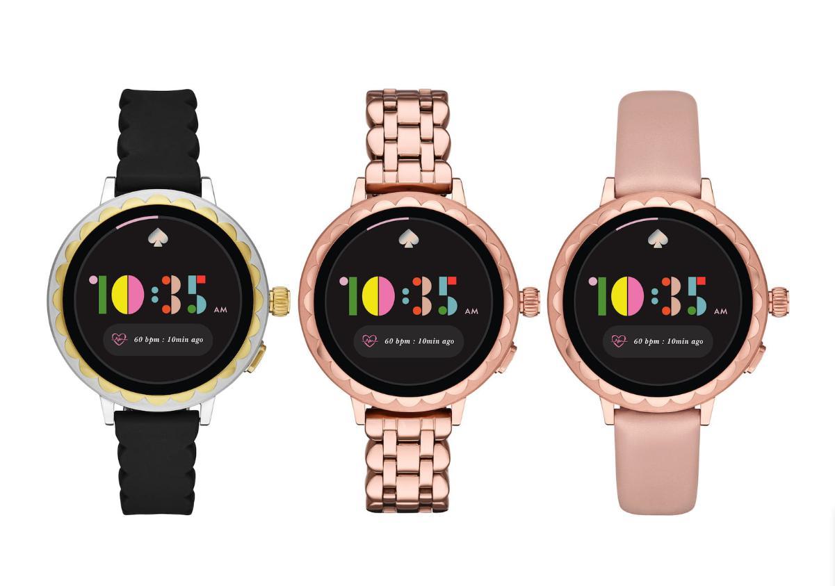 Kate Spade Scallop 2 smartwatch