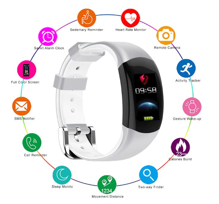 LEMFO LT02 Smart Watch