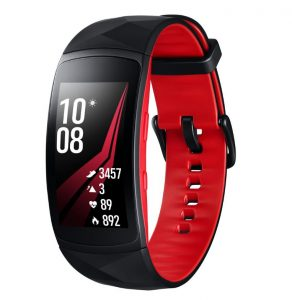 Samsung Gear Fit 2 Pro smartwatch