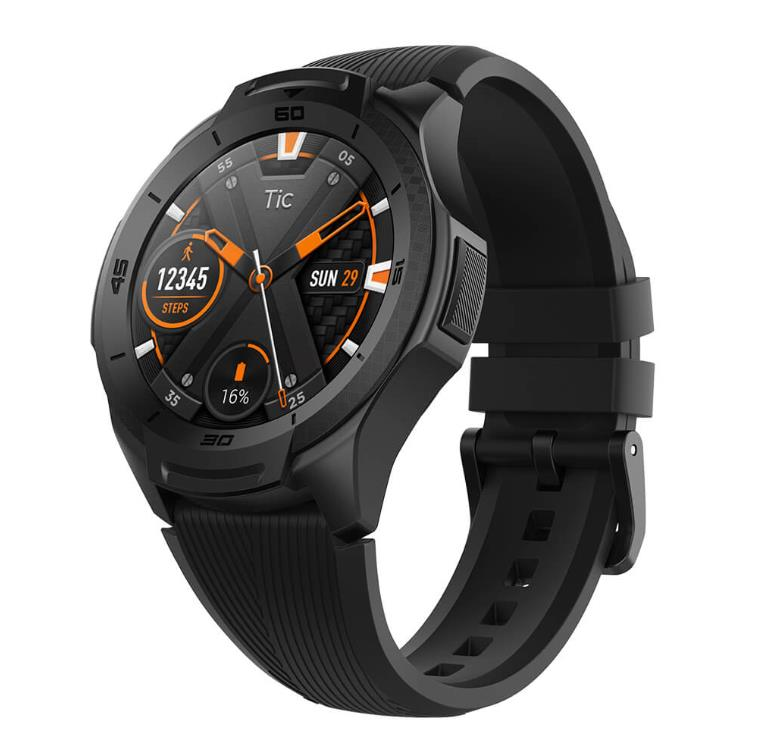 mobvoi ticwatch s2 smart watch