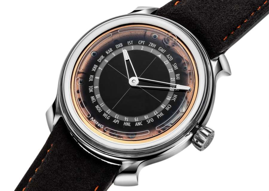 Review: Ming 19.02 Worldtimer 3