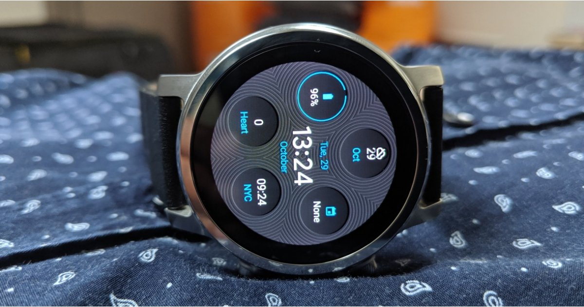 New Moto 360 (2020) review