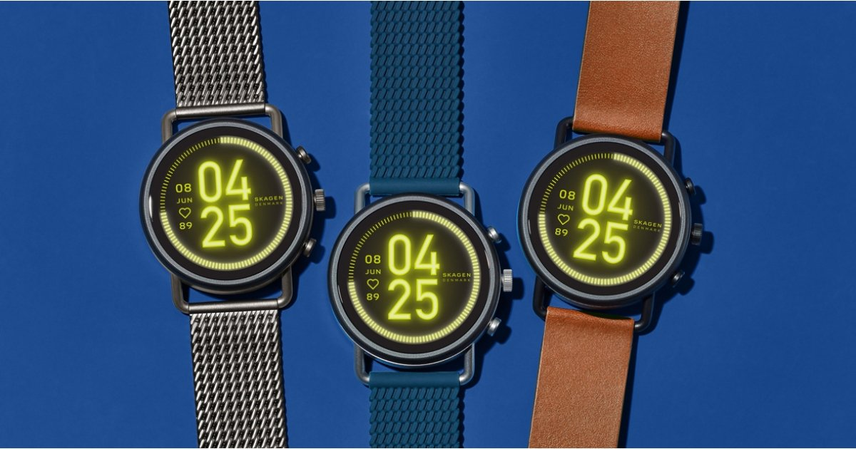 Skagen Falster 3 Updates the Most Effective Looking Wear OS Watch with Gen 5 Functions 1