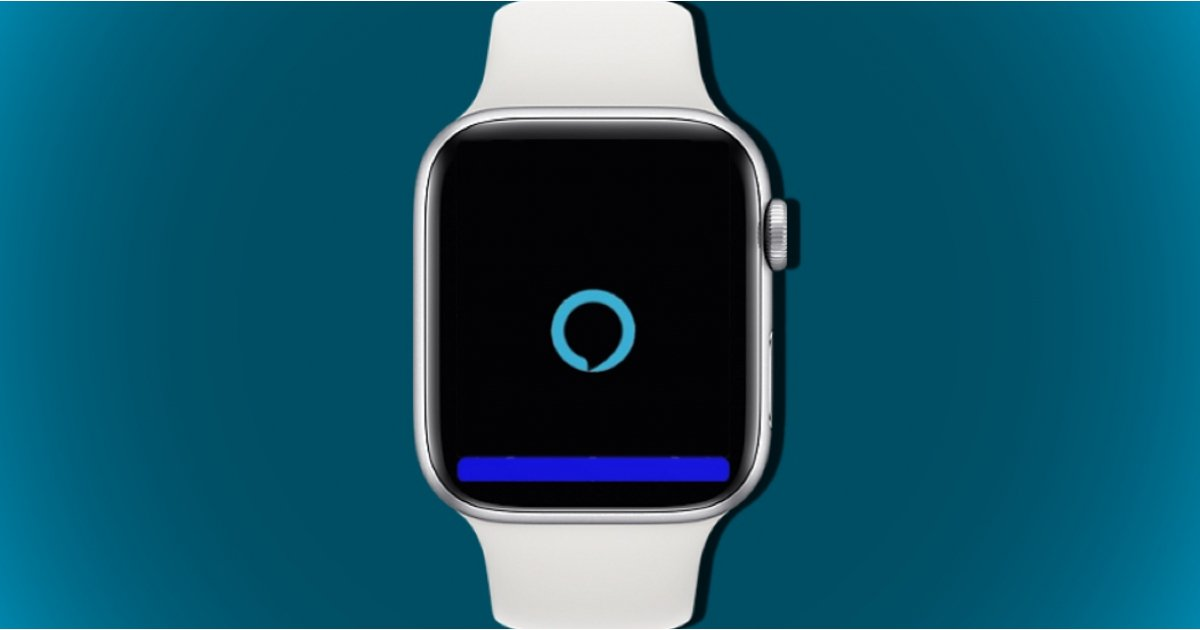 Exactly How to Utilize Alexa on the Apple Watch 1