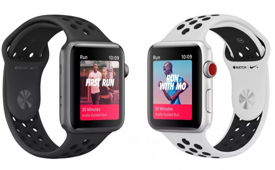 Apple Watch Nike+ Series 3 with camera