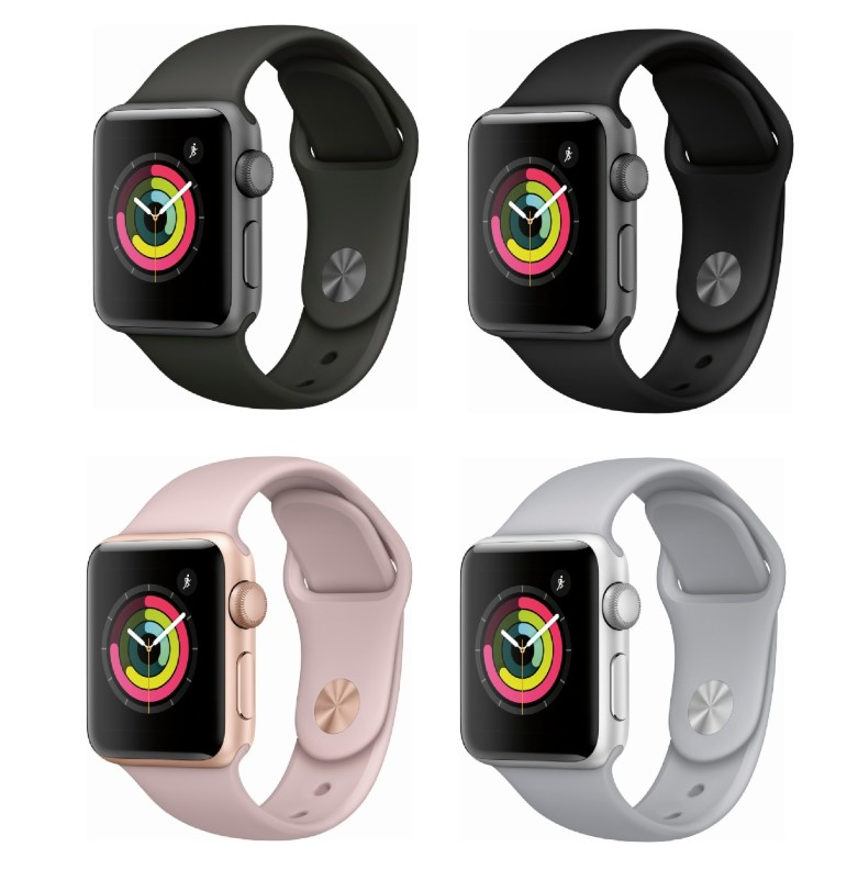 Apple Watch Series 3 camera