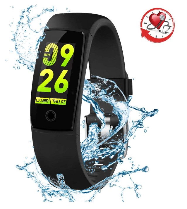 Blood Pressure Watch Fitness Tracker RIVERSONG