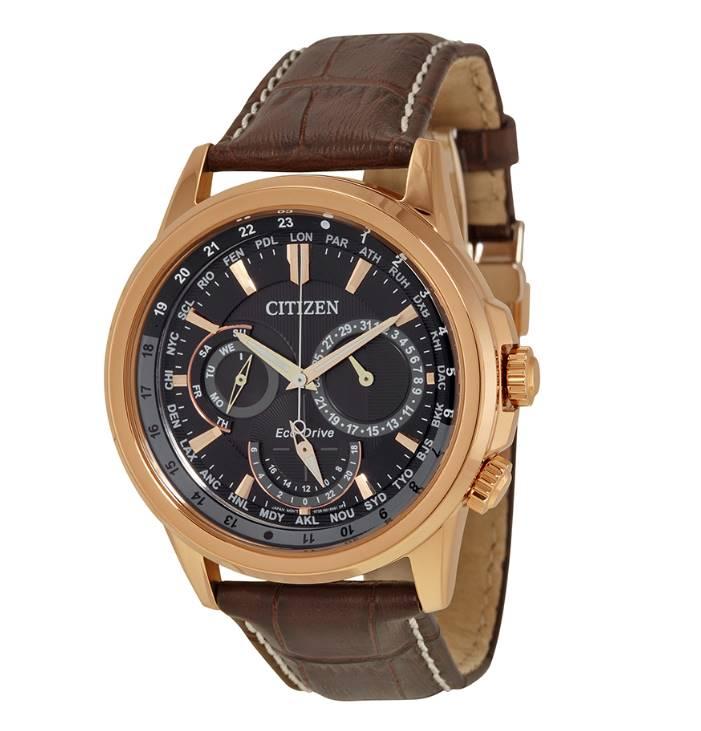 Citizen smart watch BU2023-04E Calendrier