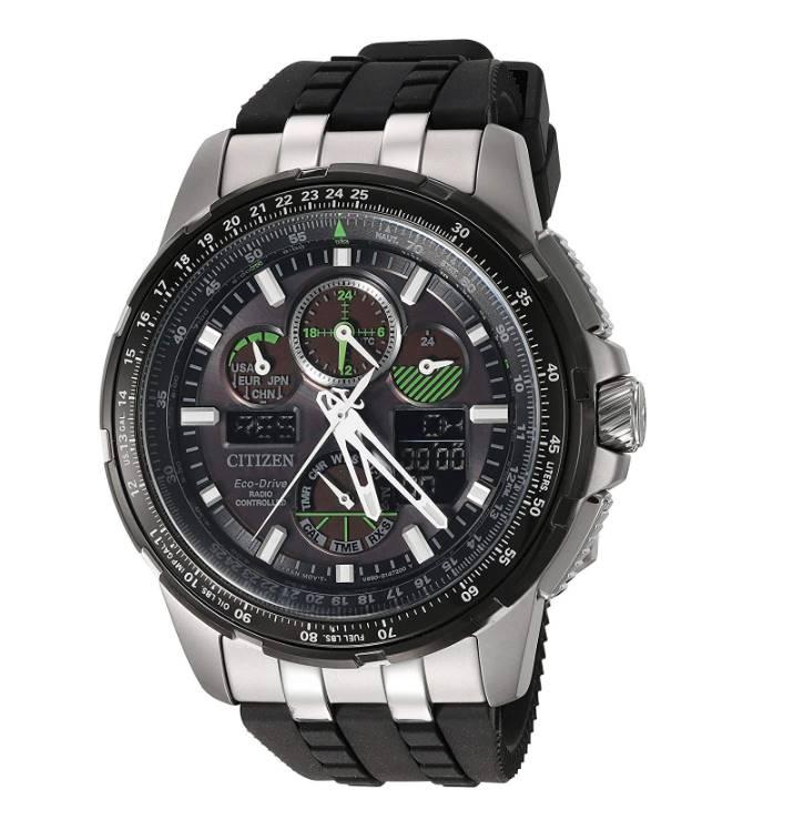 Citizen smart watch JY8051-08E Eco-Drive