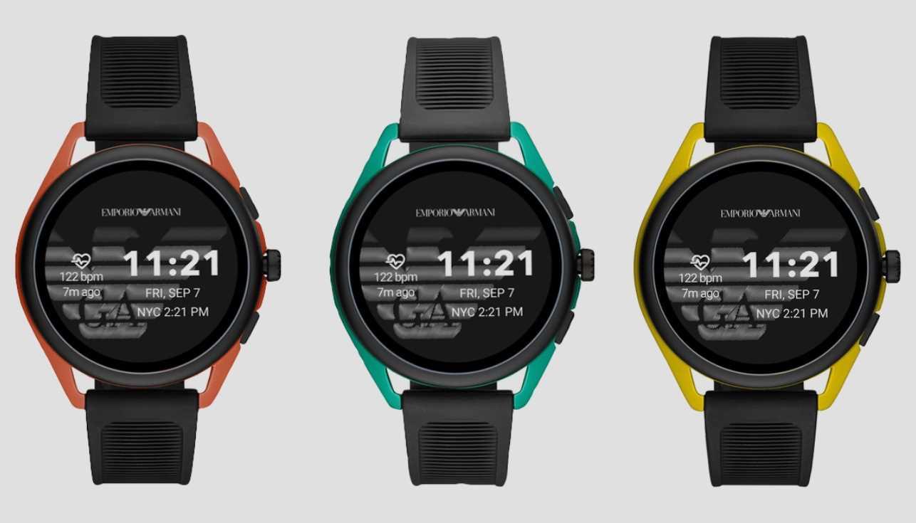 Emporio Armani Smartwatch 3/