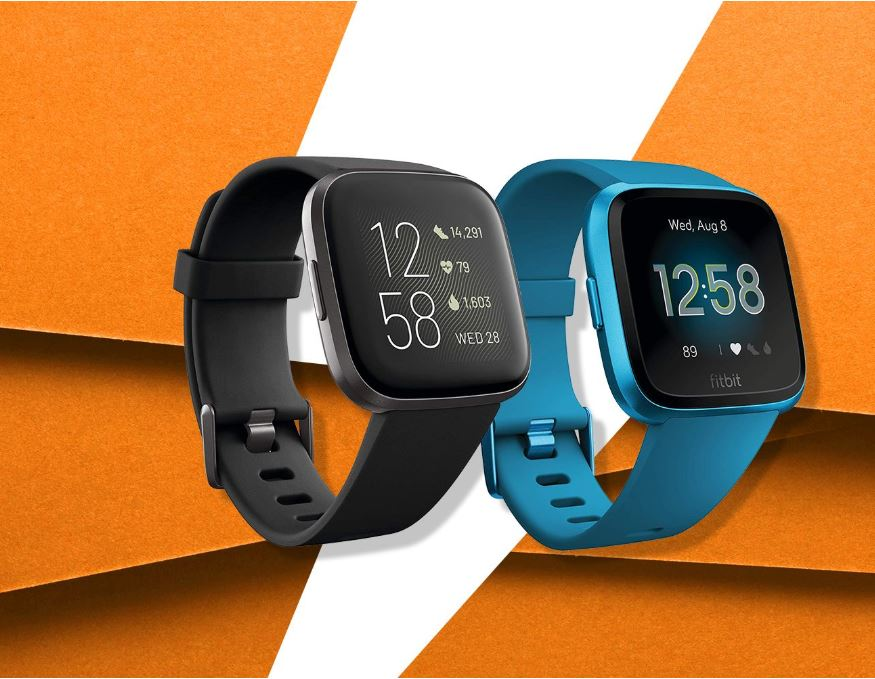 Fitbit Versa 2 design