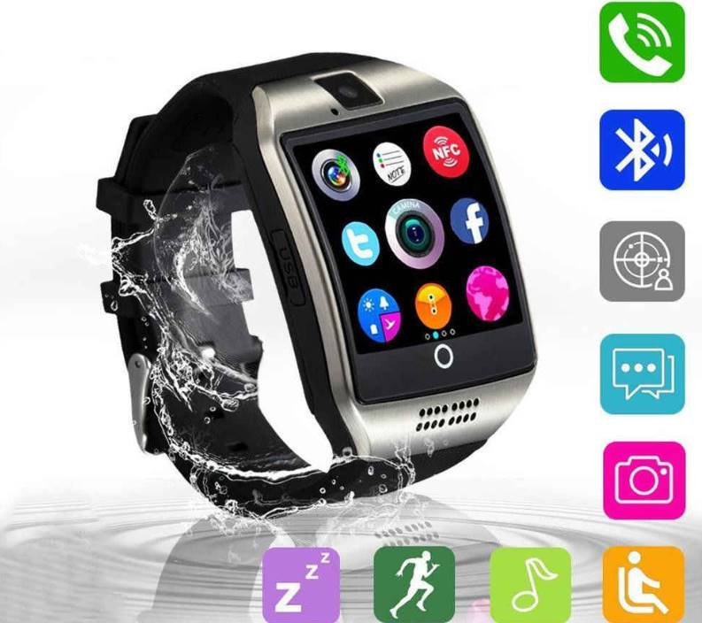 GZDL Bluetooth SmartWatch