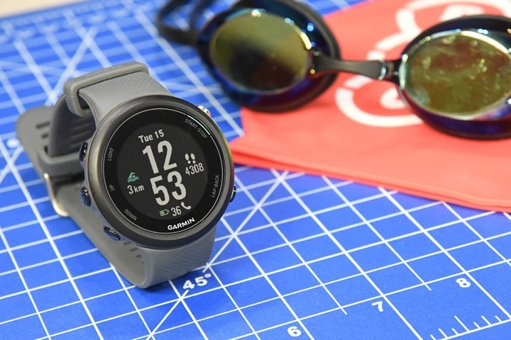 Garmin Swim 2 GPS review