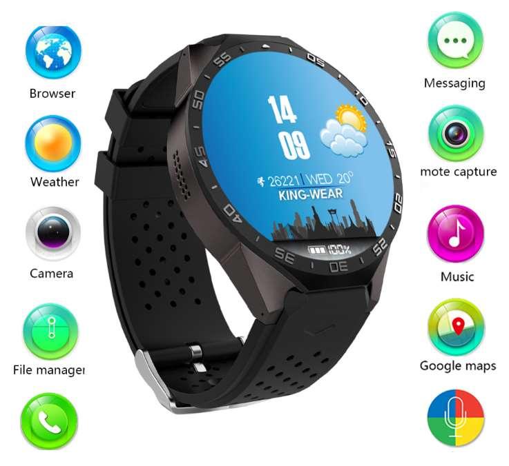 Kingwear smart watch