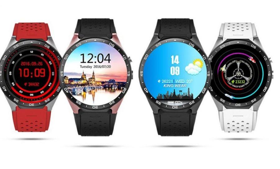 LEMFO KW88 Pro 3G Smartwatch with SIM card