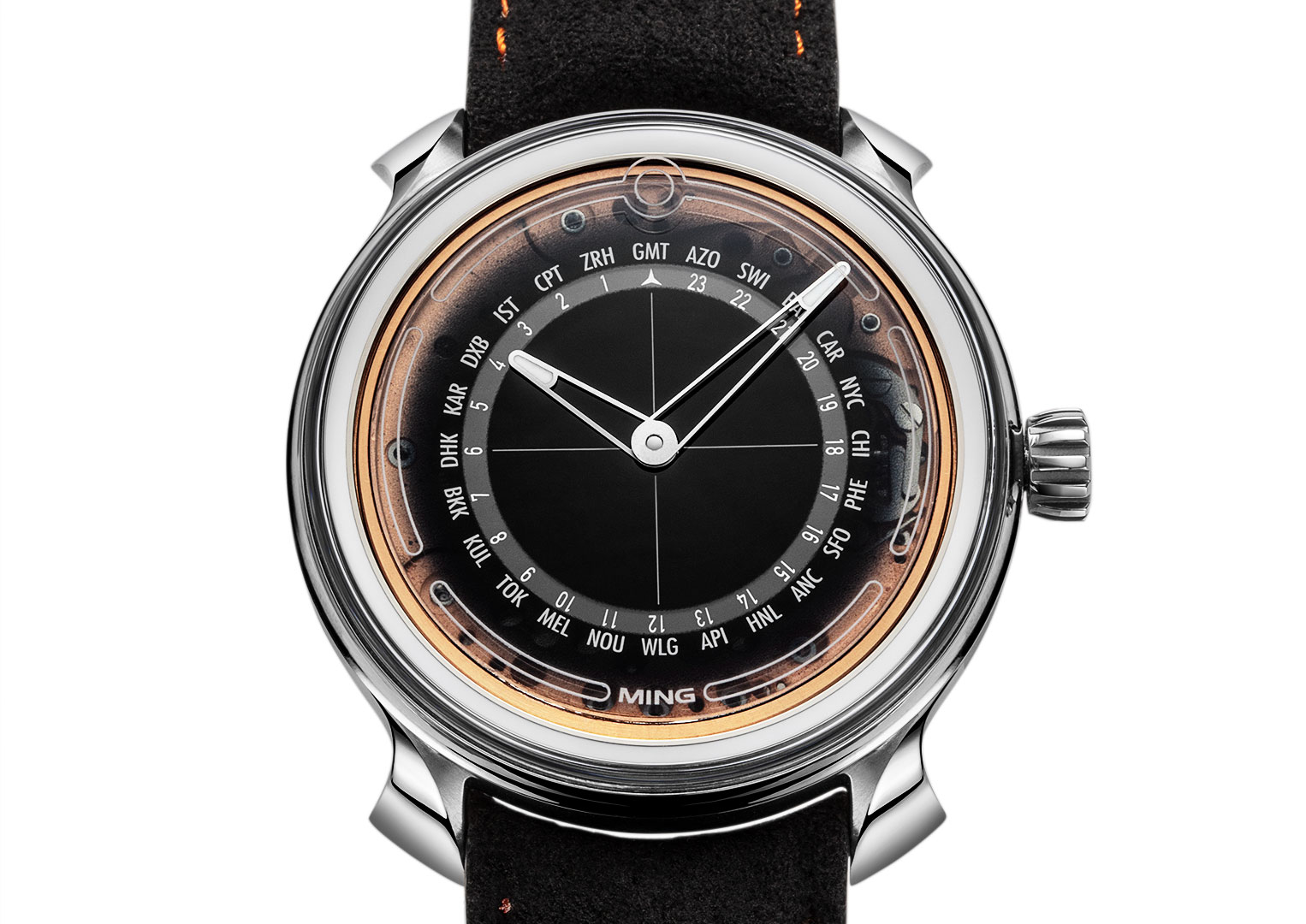 Review: Ming 19.02 Worldtimer 1