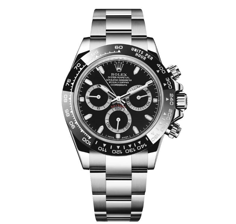 Rolex Daytona 116500 black