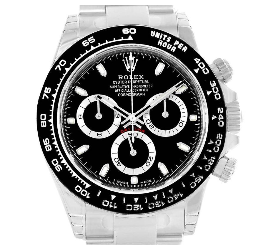 Rolex Daytona 116500 dial