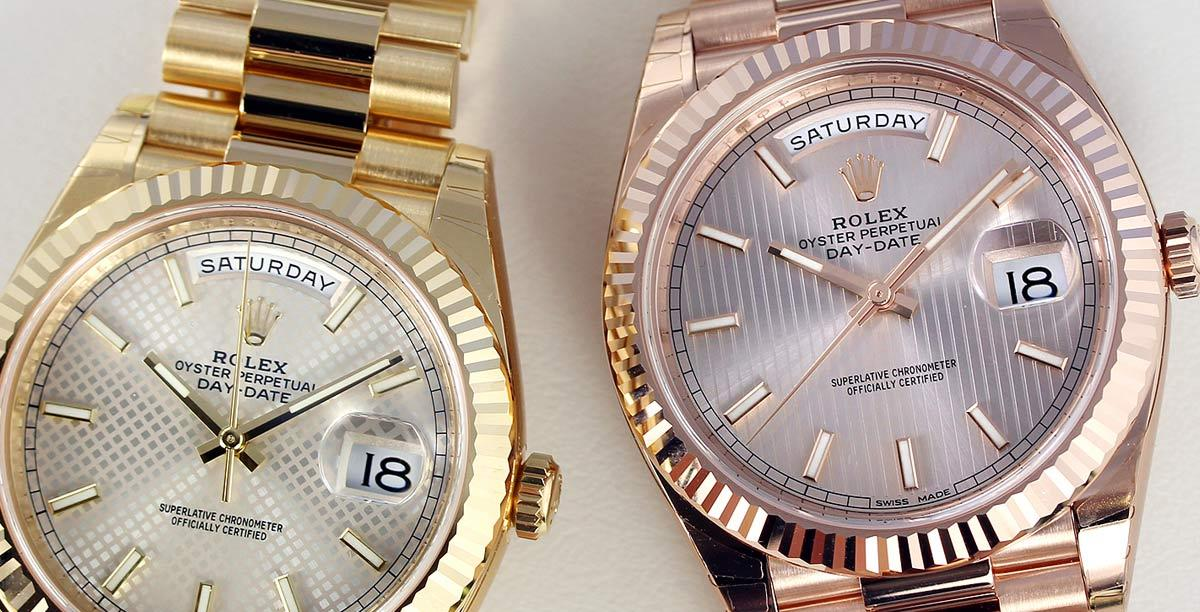 Rolex Presidential Day Date Review
