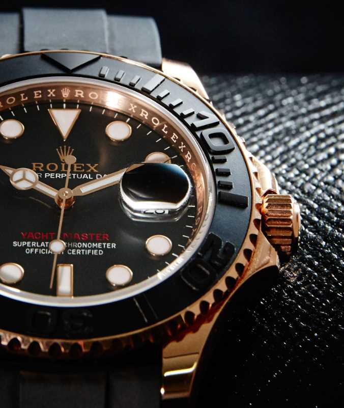 Rolex Yacht-Master 116655 Review
