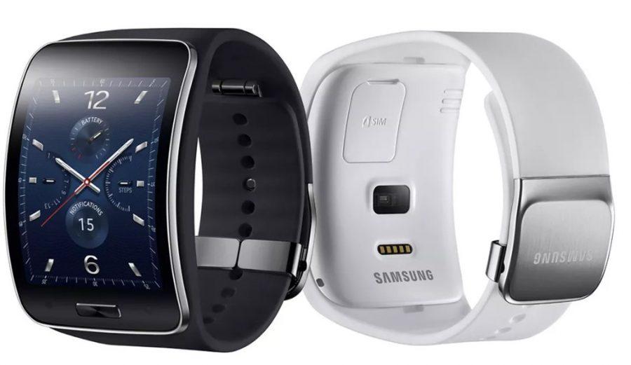 Samsung Gear S Smartwatch SIM card