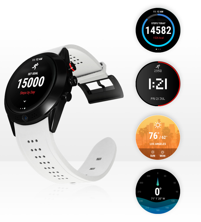 Arrow Smartwatch Track fitness