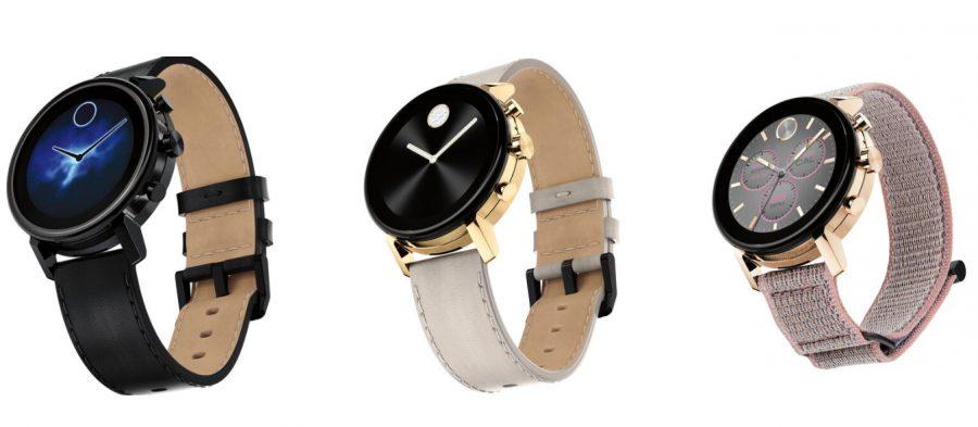 movado smartwatch womens