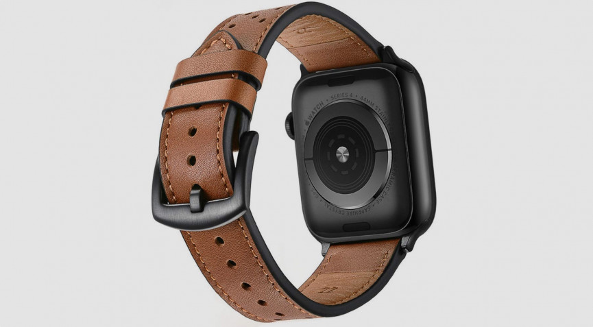 Best Apple Watch bands leather mens band