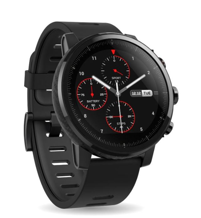 Amazfit Stratos running watch