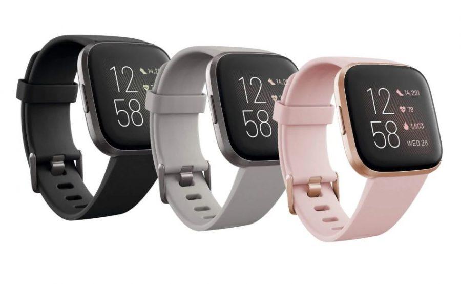 Fitbit Versa 2 smartwatches