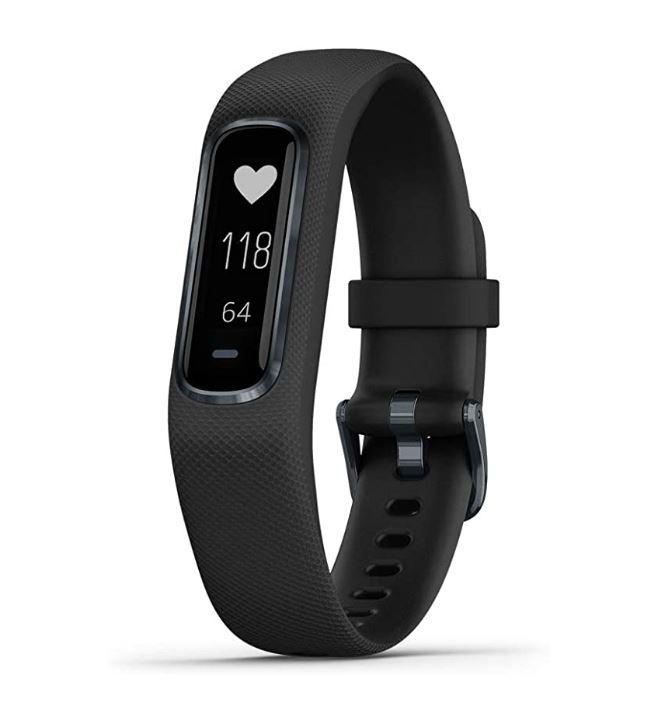 Garmin Vivosmart 4 heart monitor