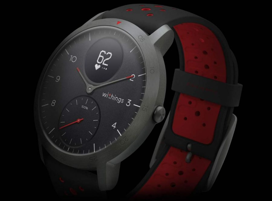 Withings Steel HR Sport heart monitor