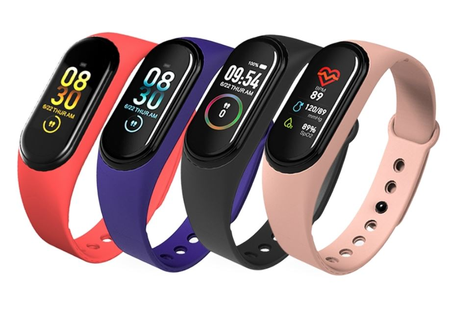 Xiaomi Mi Band 4 smartwatch