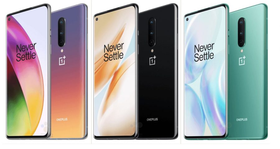 OnePlus 8 review design