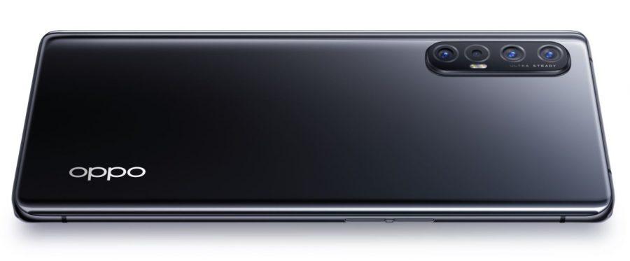 Oppo Find X2 design